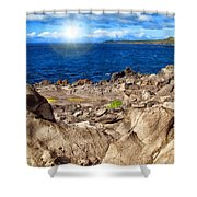 Napili 54 Shower Curtain
