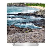 Napili 59 Shower Curtain