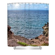 Napili 63 Shower Curtain