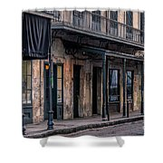 Napoleon House In French Quarter Shower Curtain