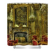Napoleon IIi Room Shower Curtain