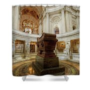 Napoleon's Tomb - A Different View  Shower Curtain