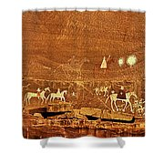 Narbona Expedition Shower Curtain
