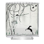 Narcisse Shower Curtain