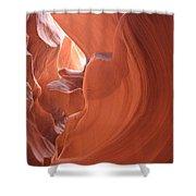 Narrow Canyon Xi Shower Curtain