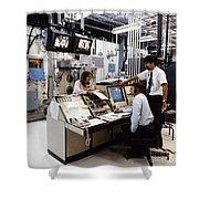 Nasa Research 1996 Shower Curtain