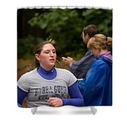 Nashua Sprint Y-tri 107 Shower Curtain