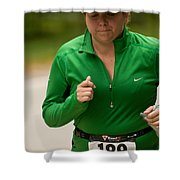 Nashua Sprint Y-tri 189 Shower Curtain