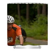 Nashua Sprint Y-tri 250 Shower Curtain