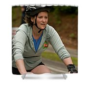 Nashua Sprint Y-tri 56 Shower Curtain