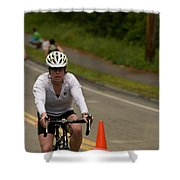 Nashua Sprint Y-tri Focused Shower Curtain