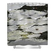 Nasty Weather - Featured 3 Shower Curtain