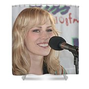 Natasha Bedingfield Shower Curtain