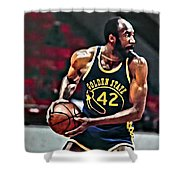 Nate Thurmond Shower Curtain