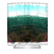 National Forest Shower Curtain