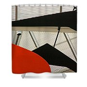 National Gallery Of Art Abstract Shower Curtain