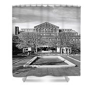 National Law Enforcement Officers Memorial Shower Curtain