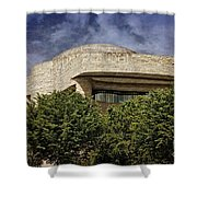National Museum Of The American Indian Shower Curtain