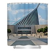 National Museum Of The Marine Corps Shower Curtain