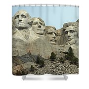 National Treasure Shower Curtain
