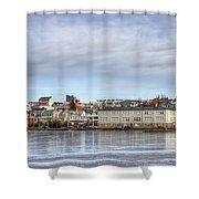Native Harmony Shower Curtain