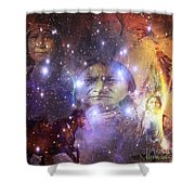 Native One Shower Curtain