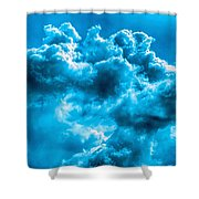Natural Abstract Creations No 101 Shower Curtain