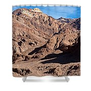 Natural Bridge Canyon Death Valley National Park Shower Curtain