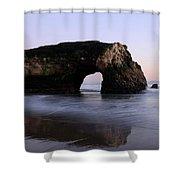 Natural Bridges State Park California Shower Curtain