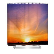 Natural Canvas Shower Curtain