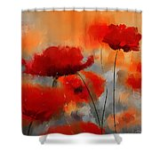 Natural Enigma Shower Curtain