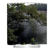 Natural Protection Shower Curtain