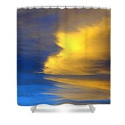 Natural Reflection Shower Curtain