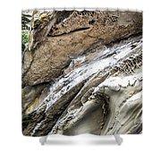 Natural Rock Art 2 Shower Curtain