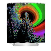 Natural Thing Shower Curtain
