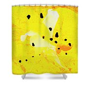 Nature Abstract 1 Shower Curtain