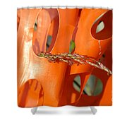 Nature Always Finds A Way II Shower Curtain