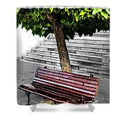 Nature Among Us Shower Curtain
