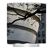 Nature And Architecture Shower Curtain