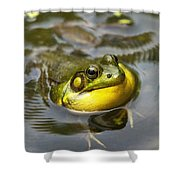 Nature Calling Shower Curtain