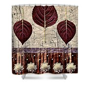 Nature Canvas - 01m4 Shower Curtain