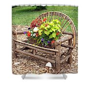Nature Comes To Life Shower Curtain