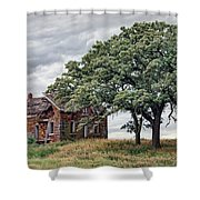 Nature Encroaches - 2 Shower Curtain