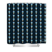 Nature Energy Shower Curtain