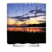 Nature In Connecticut Shower Curtain