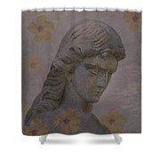 Nature Is An Angels Favorite Hiding Place Shower Curtain