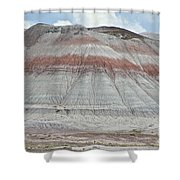 Nature Marking Time Shower Curtain
