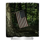 Nature Proud Shower Curtain