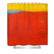 Nature Rouge Shower Curtain