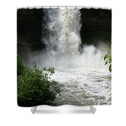 Nature Unleashed Shower Curtain